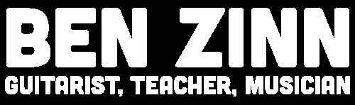 Ben Zinn Music Logo
